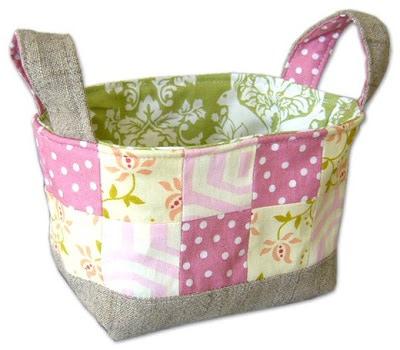Fabric Basket
