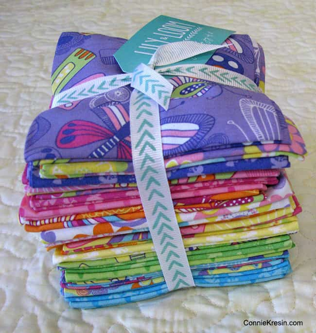 Lily Loom Fat Quarter Bundle