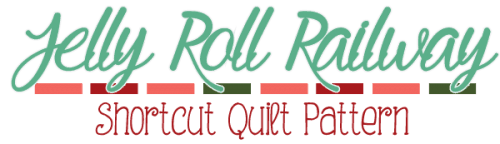 Jelly Roll Shortcut Quilt Pattern