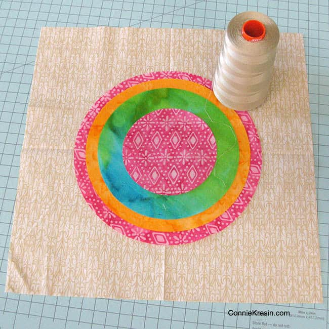 Aurifil Thread for BullsEye