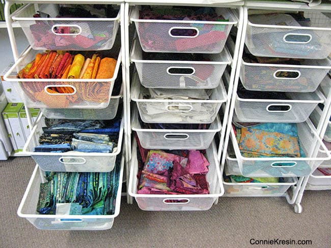Check out my Batik fabric stash