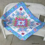 Lil Twister Free Baby Quilt Pattern