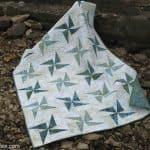 Twirling Windmills Free Quilt Pattern
