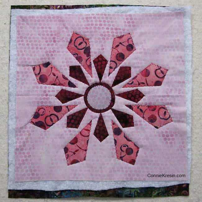 I Wish You a Merry Quilt-A-Long Block 1