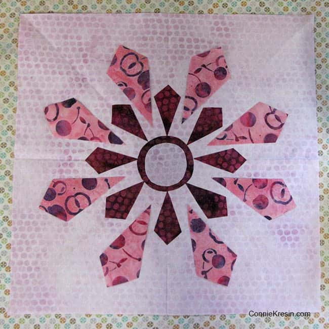 I Wish You a Merry Quilt-A-Long-pieced