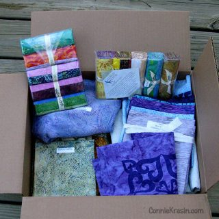 Fall Goodie Box of Island Batik Fabrics