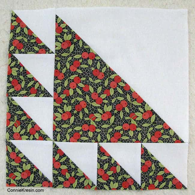 Lady of the Lake Quilt Block