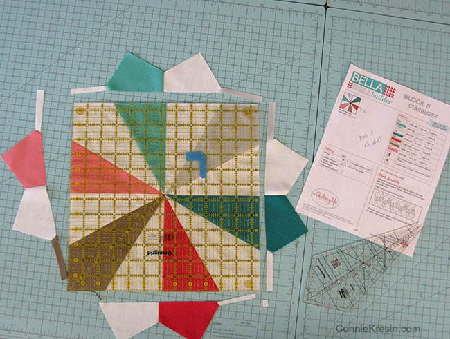 ella Skill Builder Block 8 trimming