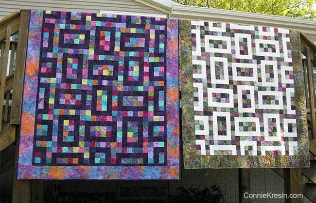 Hopscotch Bloggers Quilt Festival Freemotion By The River