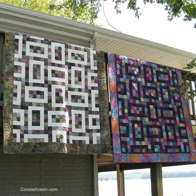 Hopscotch-quilts-on-deck