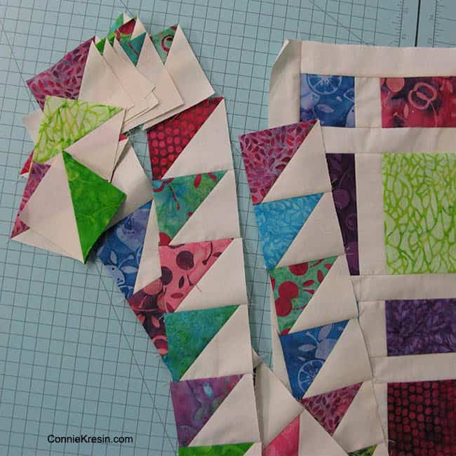 Island Batik Creative Borders Binding