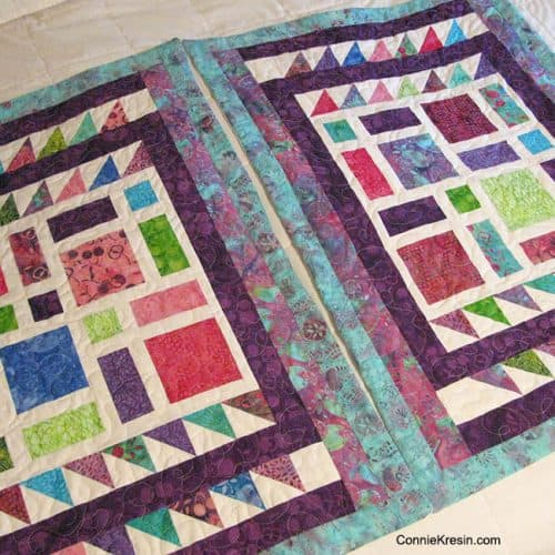 Scattered-Quilt-Pattern-2-Pillows