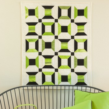 AccuQuilt GO! Spools free pattern