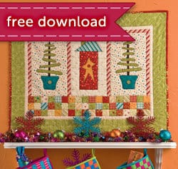 25 free christmas quilt patterns and tutorials winter