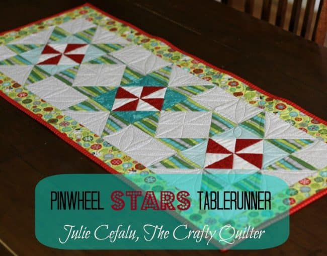 25 free Christmas Quilt Patterns and tutorials The Crafty Quilter Tablerunner