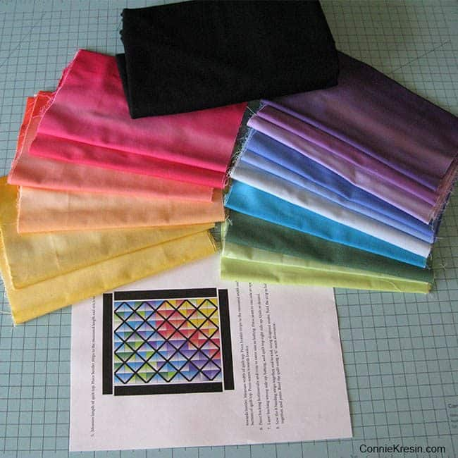 Craftsy Kit Color Block