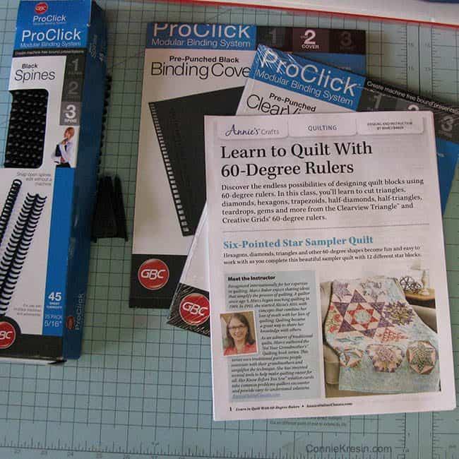 Pro-Click-Binder
