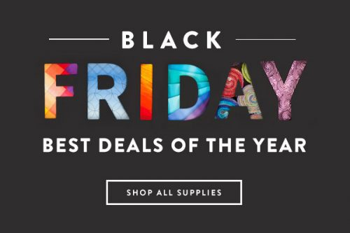 Craftsy Black Friday Sales