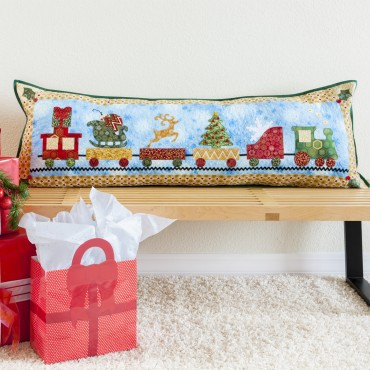 Christmas Train free pattern
