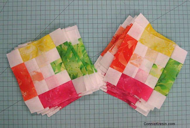 Fruit Slices Quilt blocks