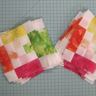 Fruit Slices Quilts for Spare Bedroom