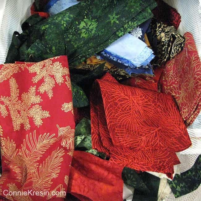 Island Batik Christmas Fabrics