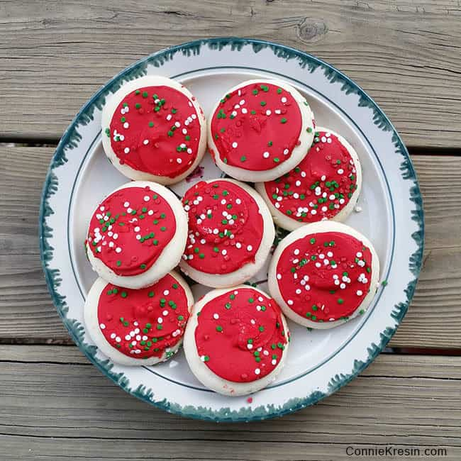 Virtual Cookie Exchange and Giveaway