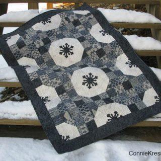 Alpine Snowflakes Tutorial