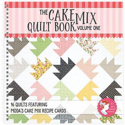 Miss Rosie S Cake Mix Recipe Quilts