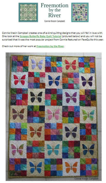 Favequilts top 25 quilt blogs
