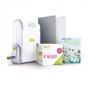 AccuQuilt GO! Ultimate Cutting System