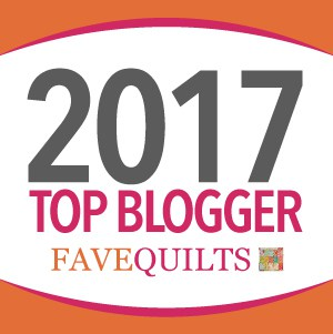 Top Blogger FaveQuilts
