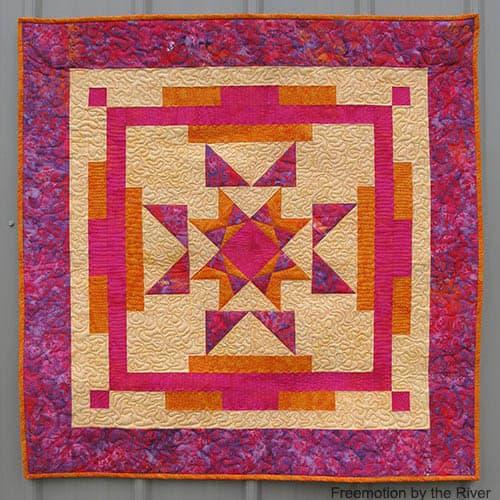 Aruba Quilt Pattern