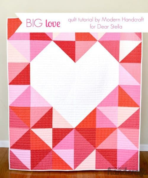 Big Love by Modern Handcraft