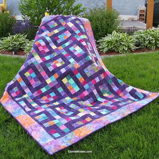 Hopscotch Quilt Pattern