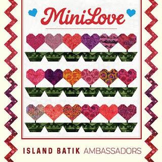 Mini Love Island Batik Ambassadors