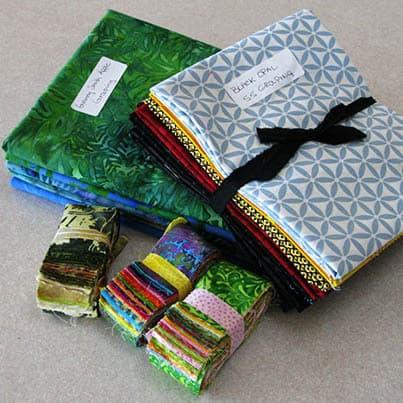 Island Batik Ambassador Box of fabric #IslandBatik