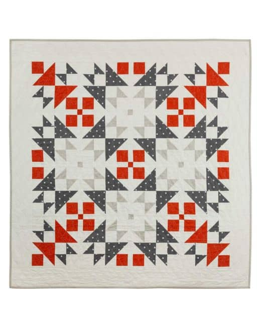 Nordic Winter free quilt pattern