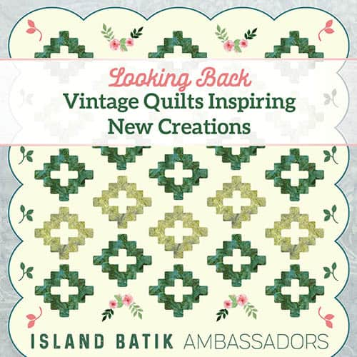 Island Batik April Quilt Projects