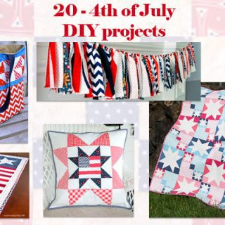 20 4th of July DIY Projects
