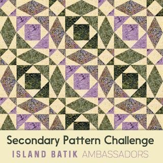 Island Batik Secondary Pattern