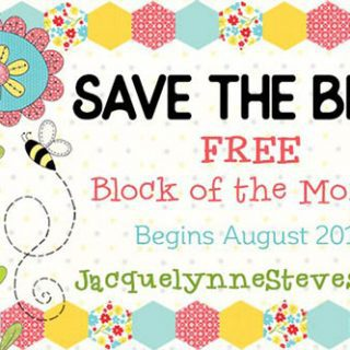 Save the Bees blog hop starts Monday