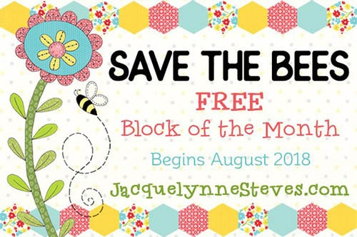 Save the Fee Free block of the Month