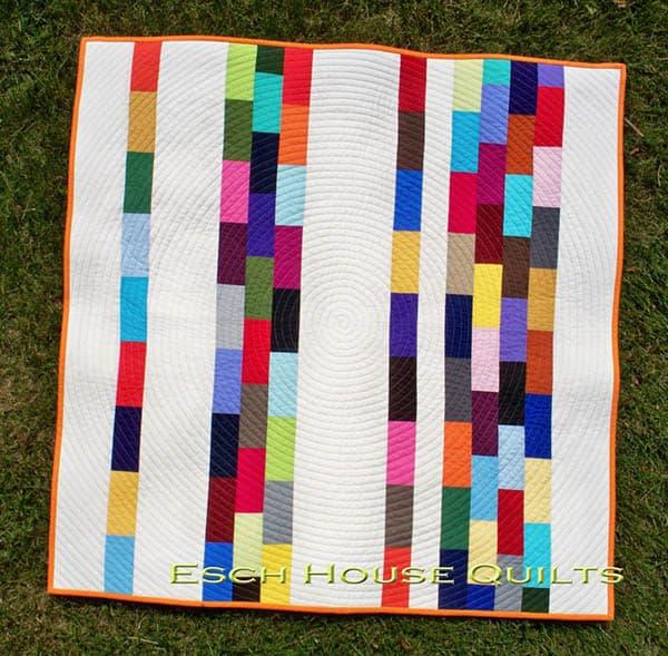 American Notebook quilt