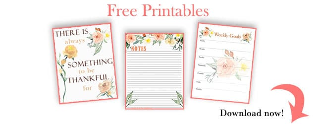 Download the free printables