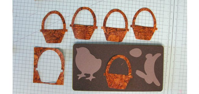 AccuQuilt Spring Medley baskets