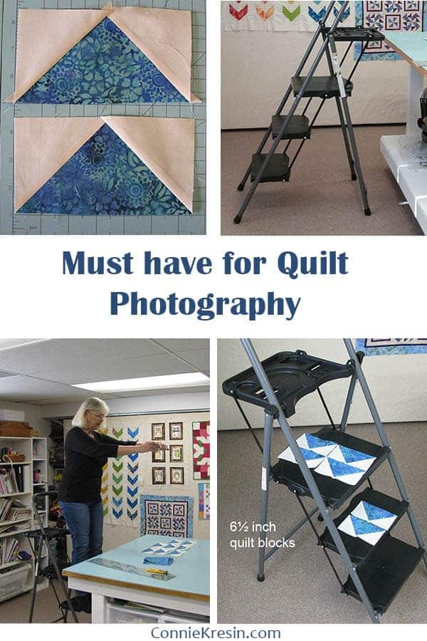 Must have for quilt photography