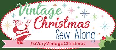Fat Quarter Shop Vintage Christmas Sew Along