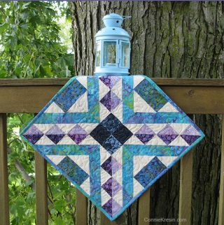 Affinity quilt block tutorial