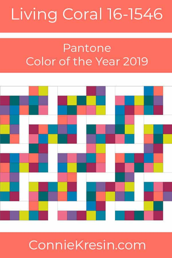 Pantone color for 2019